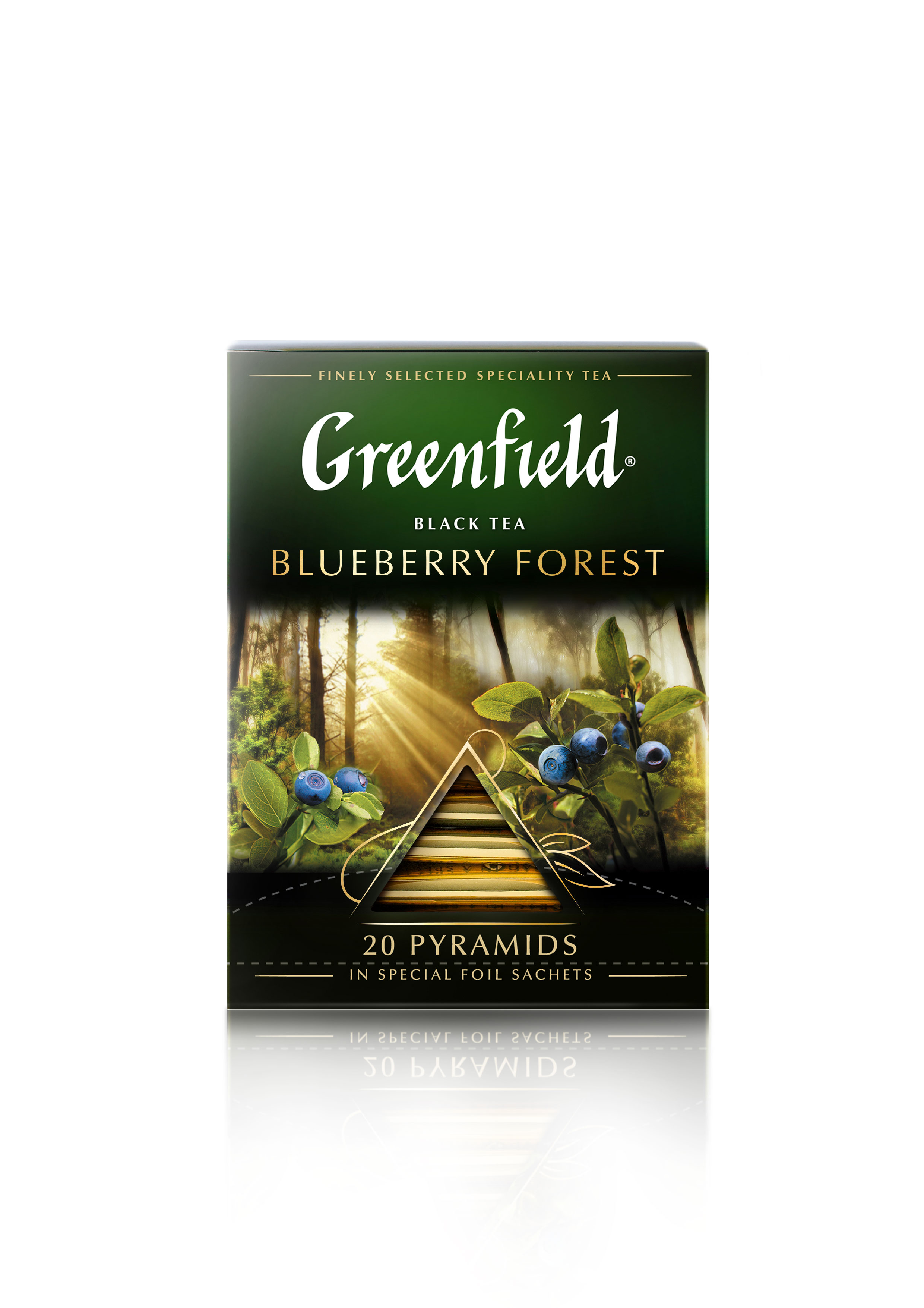 Greenfield Blueberry Forest 36g (1,8 x 20pyr)