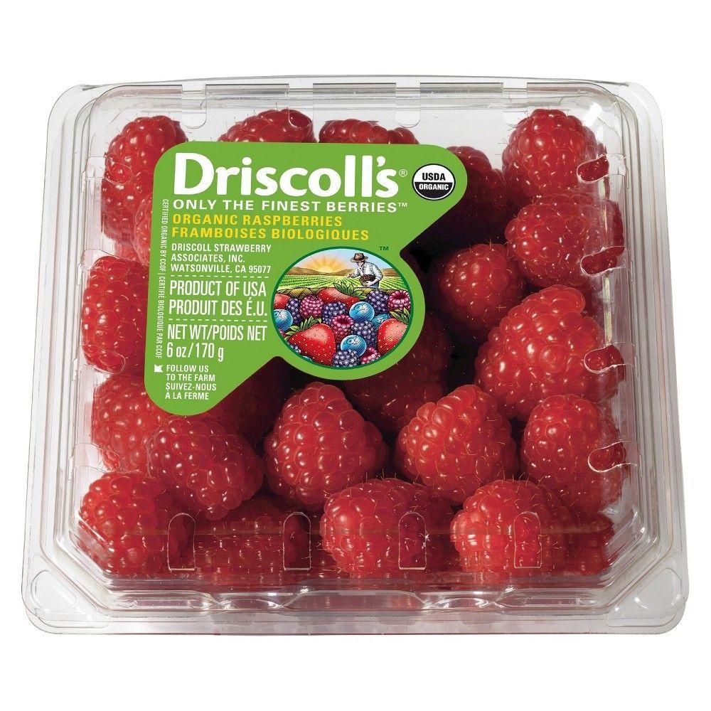 Raspberry Fruits 170g