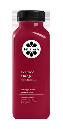 Fit Fresh Beetroot Juice 330ml