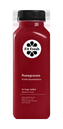 Fit Fresh Pomegranate Juice 330ml