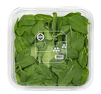 Fit Fresh Baby Spinach 150g
