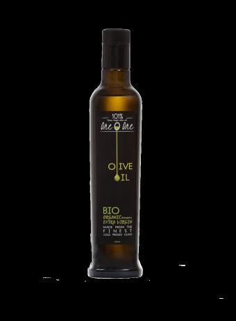 101% Bio Organic Extra Virgin Olive Oil 500ml