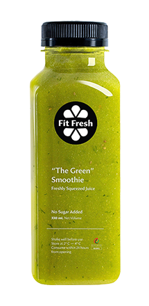 Fit Fresh Green Smoothie Juice 330ml