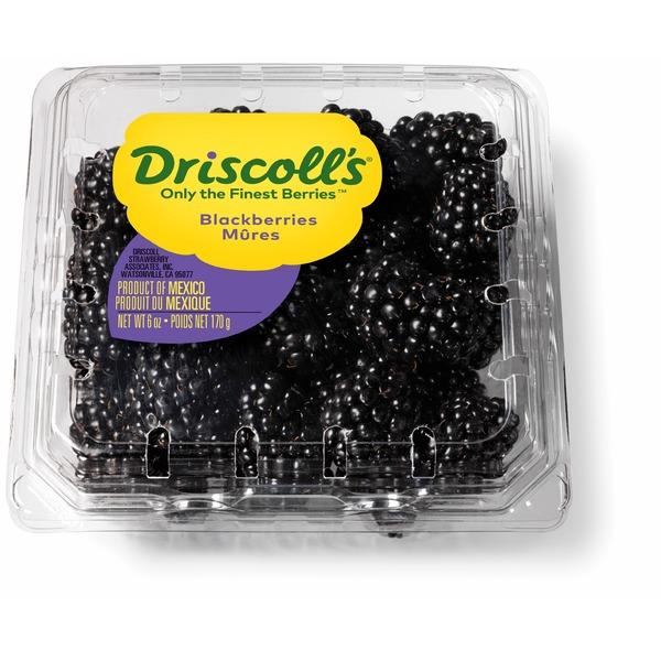 Blackberry Fruits 125g
