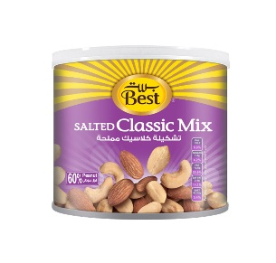 Best Salted Classic Mix Nuts 110g