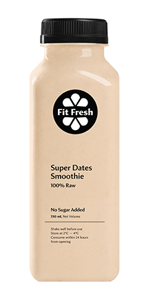 Fit Fresh Super Date Smoothie Juice 330ml
