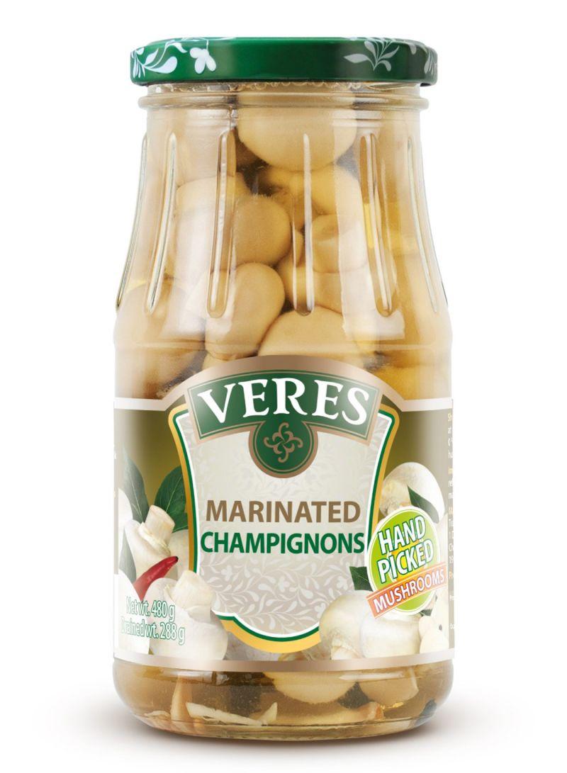 Veres Marntd Champignons Jar 460G