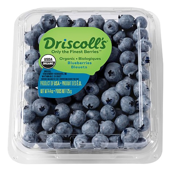 Blueberry Fruits 125g