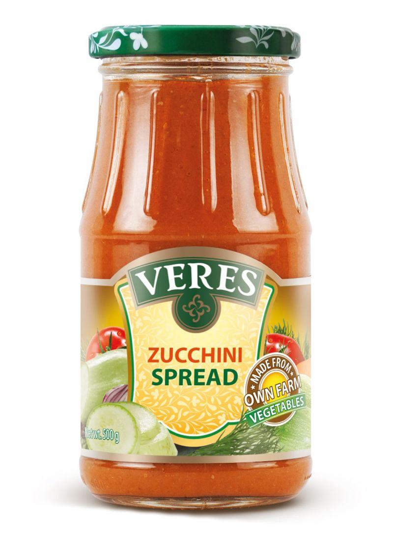 Veres Zucchini Spread Jar 500G