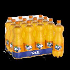 Fanta Regular 12x1l