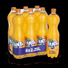 Fanta Regular 6x2.25l