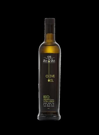 101% Bio Organic Extra Virgin Olive Oil 750 ml