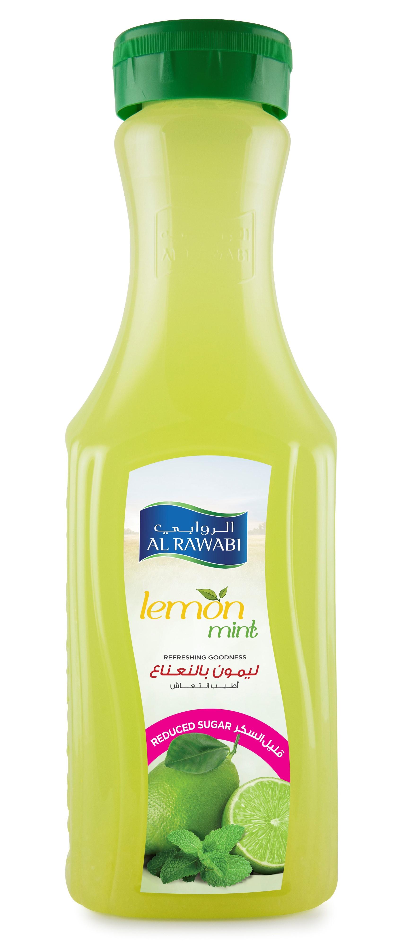Freshly Squeezed Lemon MInt Juice 1.5L