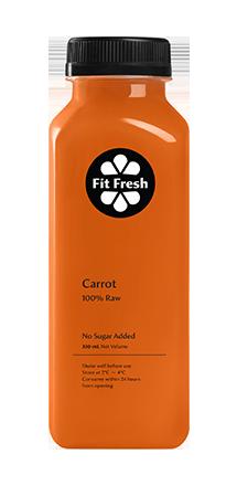 Fit Fresh Carrot Juice 330ml