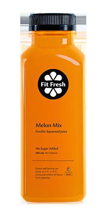 Fit Fresh Melon Mix Juice 330ml