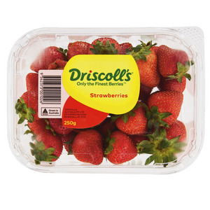 Strawberry Fruits 250g