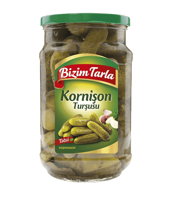 TARLA KORNICHON PICKLE 670G