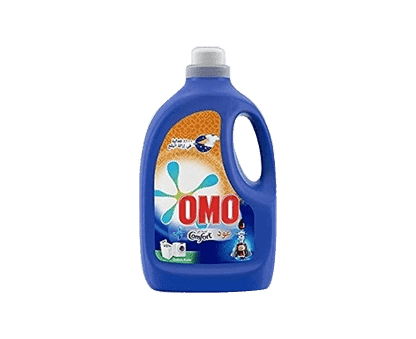 Omo Gel Active Auto Green 2.5L