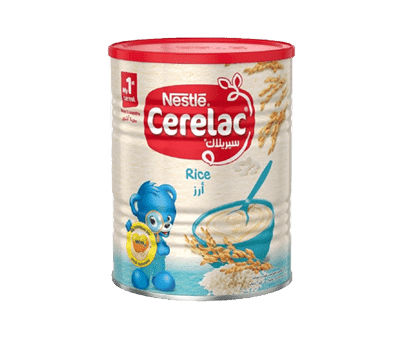 Nestle Celerac Rice 400g