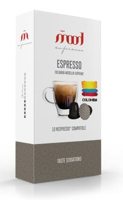 Single Origin Espresso 55g, Nesrpresso Compatible