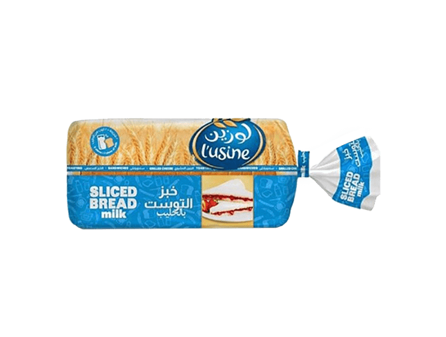 Luisine Milk Bread (600g)