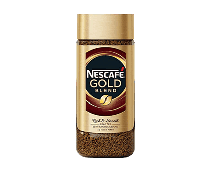 Nescafe Gold Rich & Smooth 100g