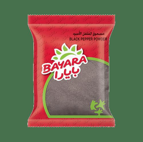 Bayara Black Pepper Powder 200g