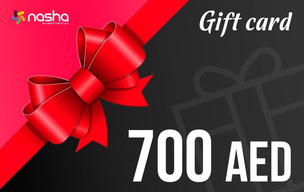 Gift Card 700 AED