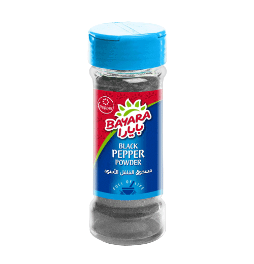 Bayara Black Pepper Powder 100g