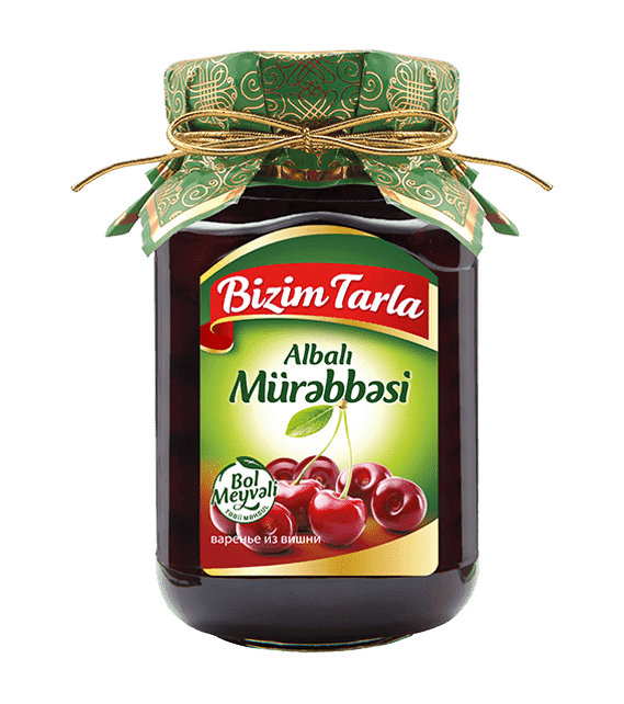 TARLA RED CHERRY PRESERVE 400G