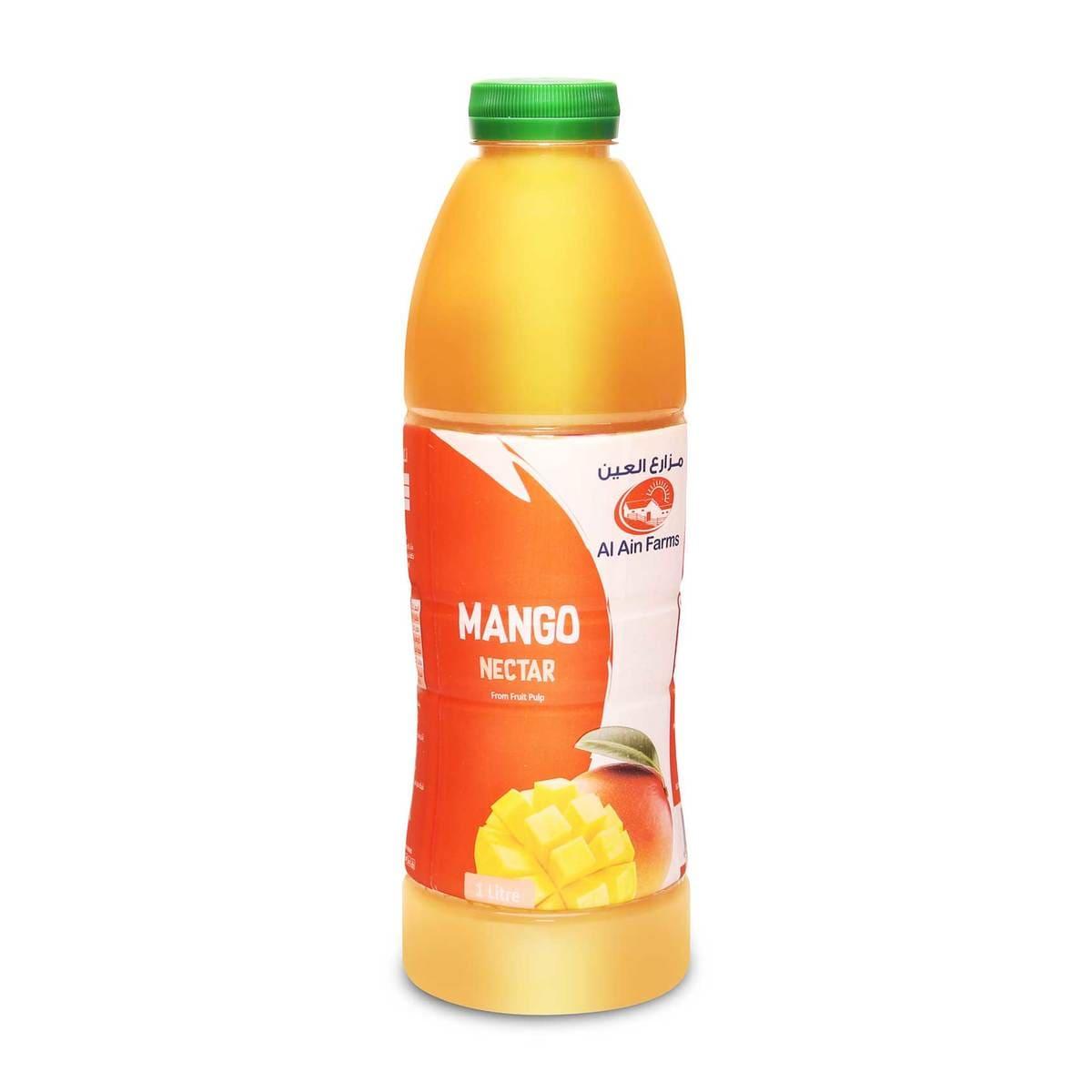 Al Ain Mango Juice 1 Ltr