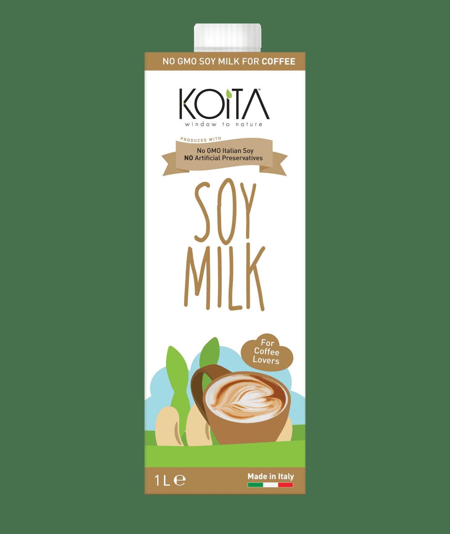 Koita milk Soy for Coffee