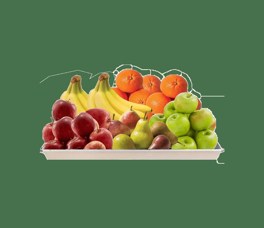 Fresh Fruits Combo - Фруктовая корзина ассорти