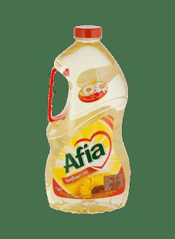 Afia sunflower oil 1.8l