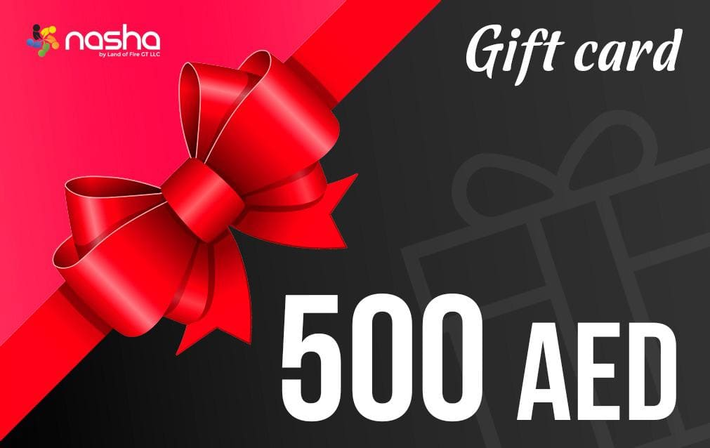 Gift Card 500 AED