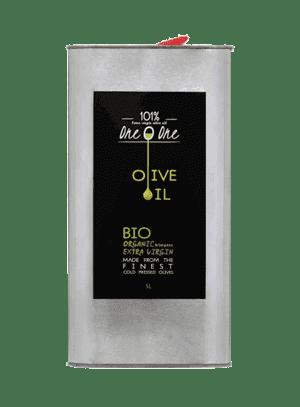 101% Bio Organic Olive Oil 5l