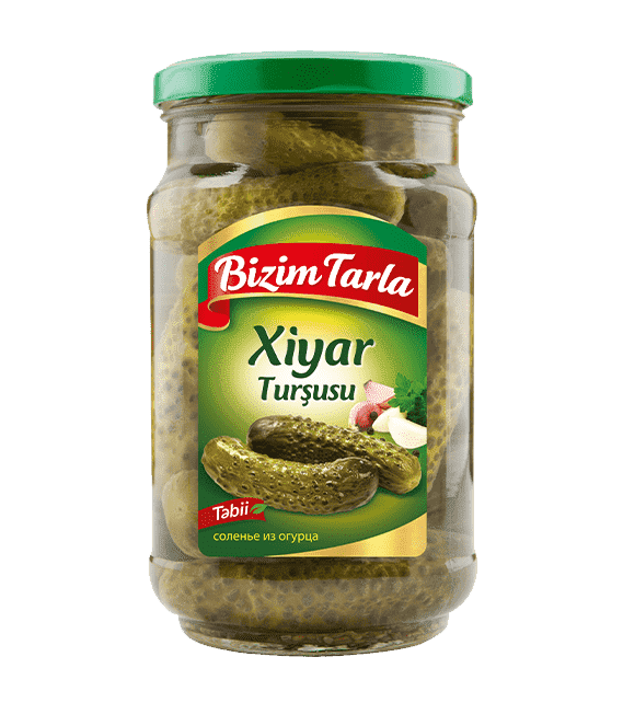 TARLA CUCUMBER PICKLE 670G