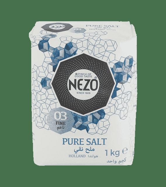 Nezo Pure Salt 1kg