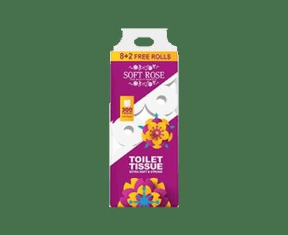 TOILET TISSUE ROLL  500 SHEET