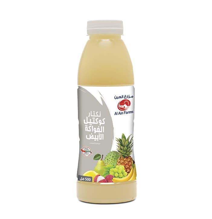 Al Ain White Fruit Cocktail 500ml