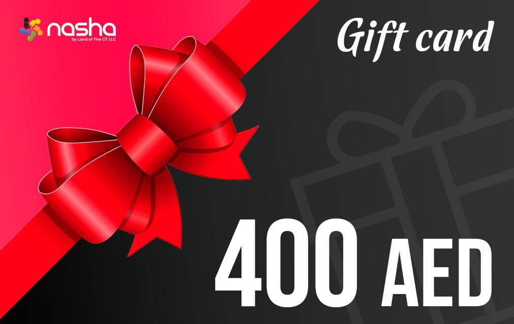 Gift Card 400 AED