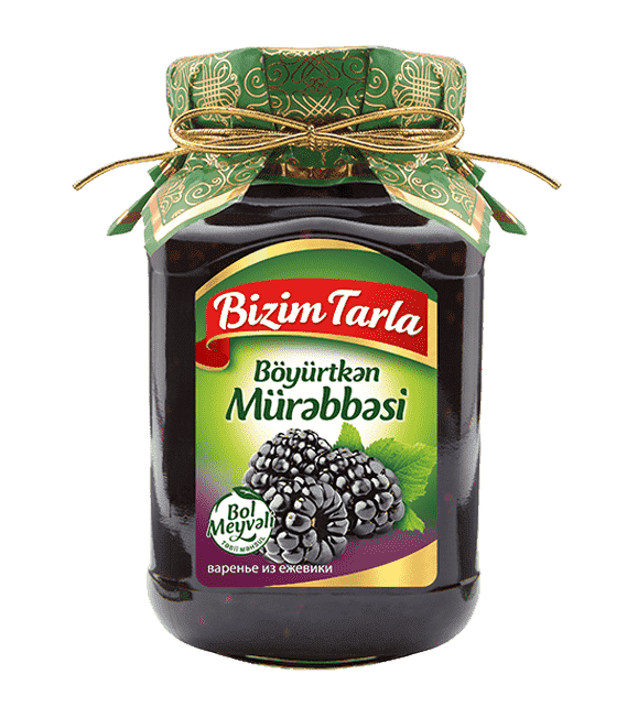 TARLA BLACKBERRY PRESERVE 400G