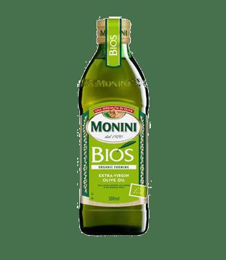 Monini BIOS Ex. Virgin Olive Oil 500ml