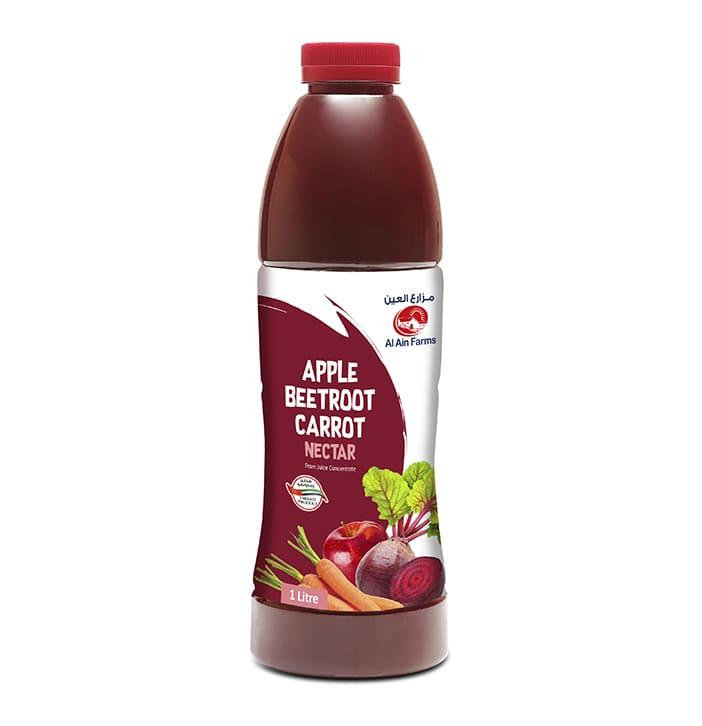 Al Ain Apple/Beetroot/Carrot 1 Ltr