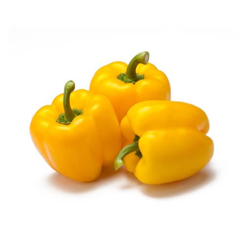 Yellow Capsicum Approx 500g