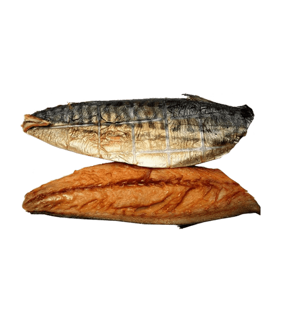 Cold smoked Mackerel 160g