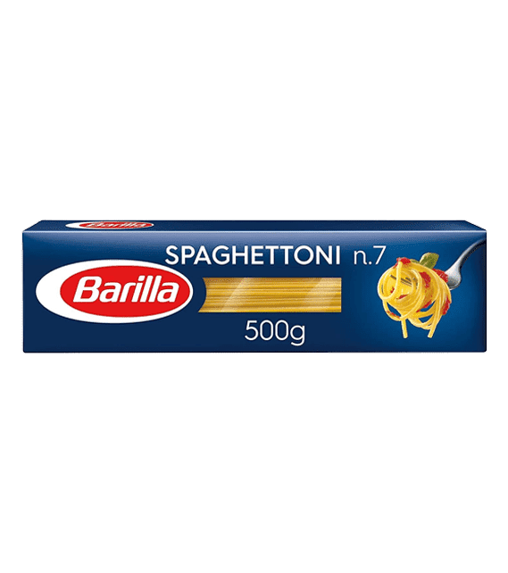 Barilla Spaghettoni No.7 500gm
