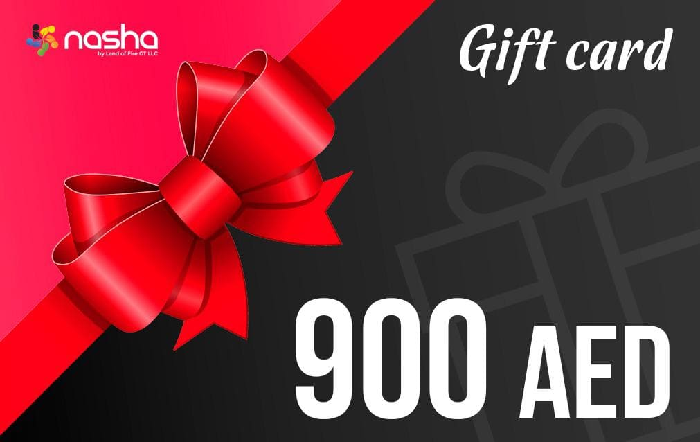 Gift Card 900 AED