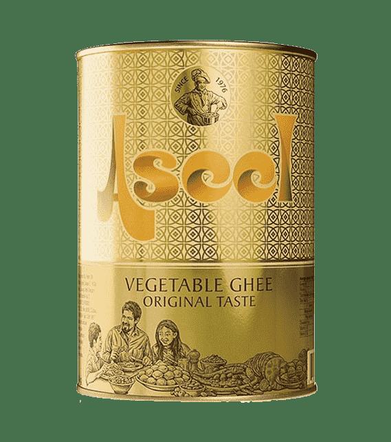Aseel Vegetable Ghee 2kg