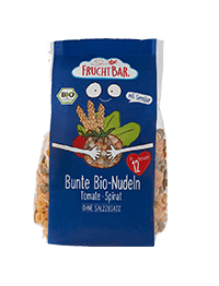 FRUCHTBAR BIO COLOURED PASTA 300G